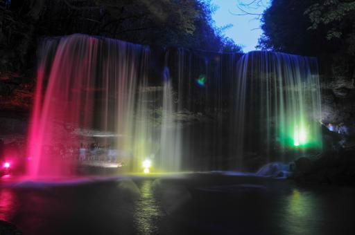 小国鍋ヶ滝