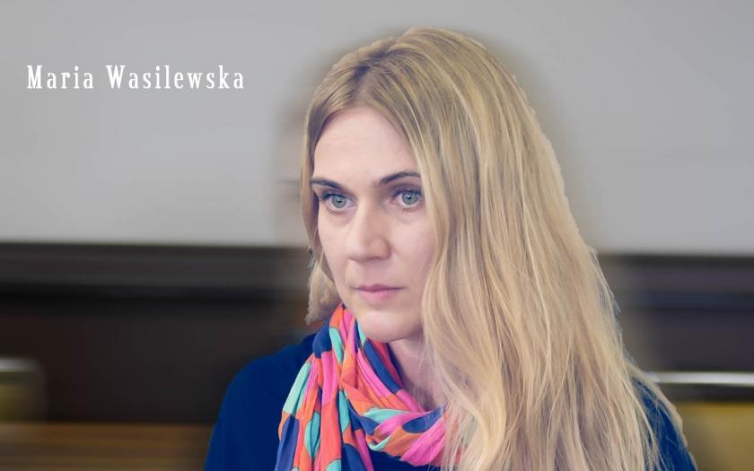 Maria Wasilewska(マリア・ワシレフスカヤ)