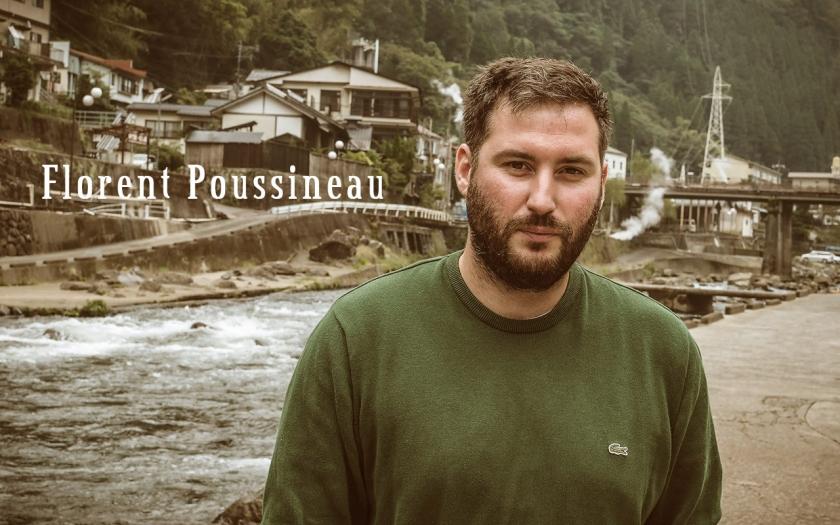 Florent Poussineau(フロラン・プシノー)