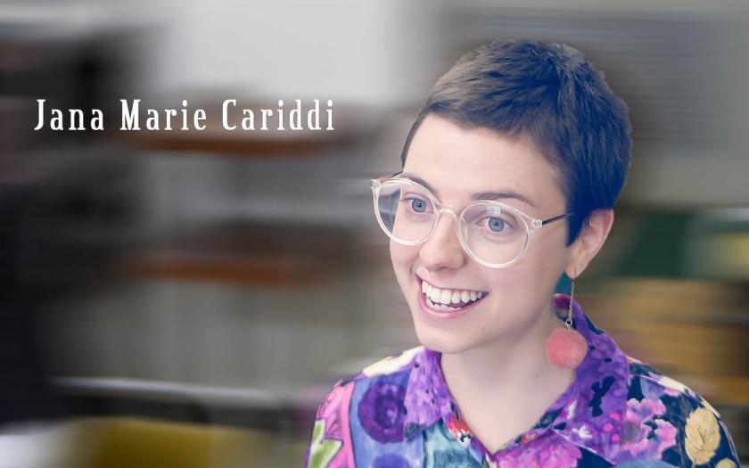 Jana Marie Cariddi(ジェイナ・カリディ)